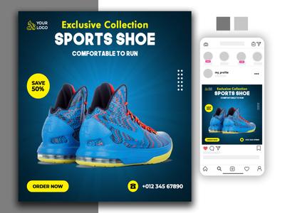 sales social media post ads brochure ux website social media banner logodesign vector logo animation design typography