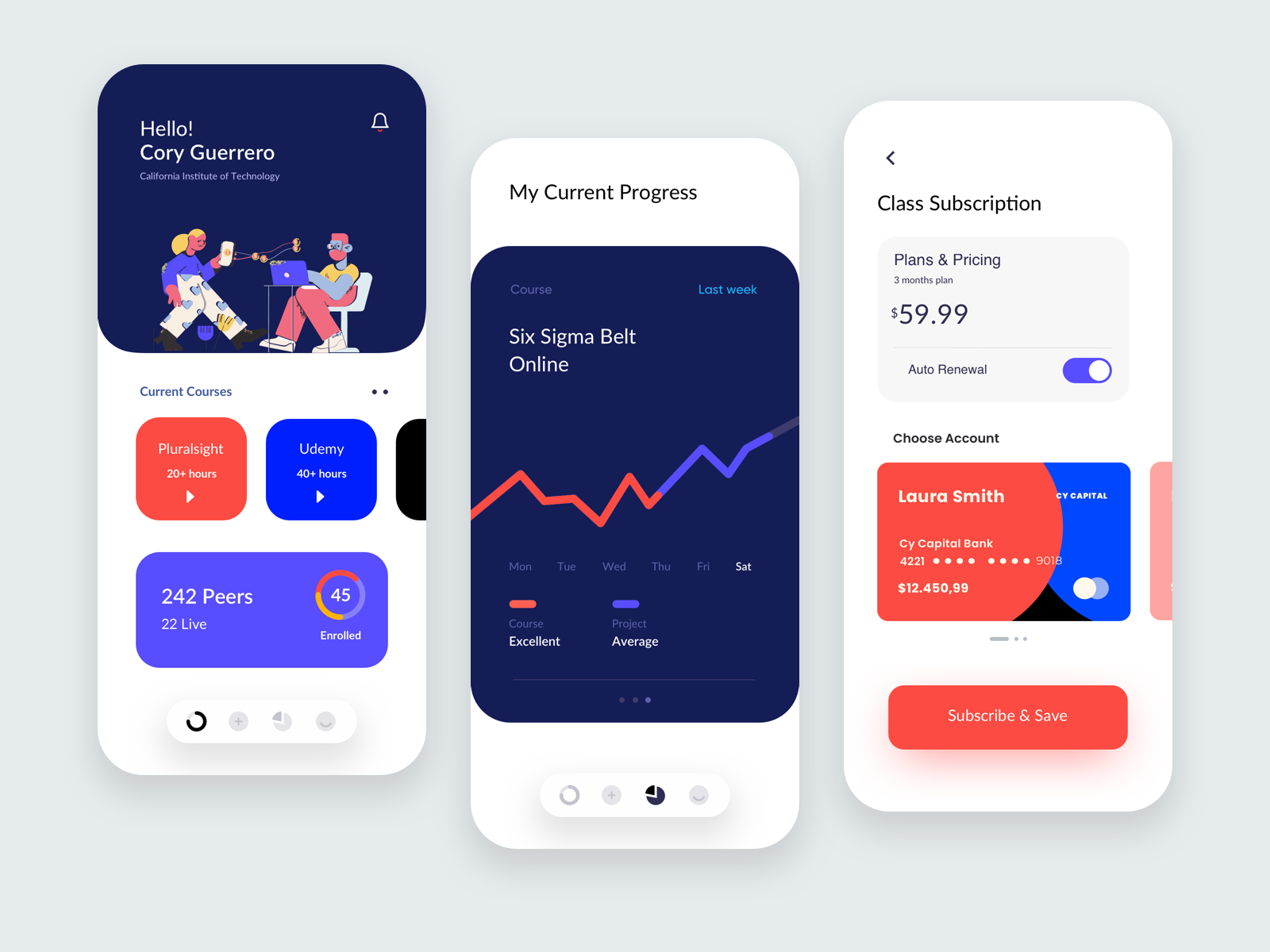 Course Hero By Vishalverma For Hie Hq On Dribbble