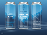 Beer Tree – Into the Forest Final Mockup
