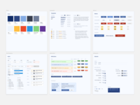 Police-themed project styleguide