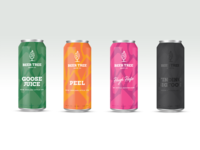 Beer Tree Brew Co - Old Can Designs