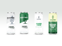 Beer Tree Brew Co - Old Can Designs 2