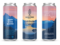 Beer Tree Brew Co - Dream Forest