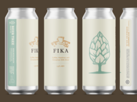 Fika Milk Stout - Beer Tree Brew Co