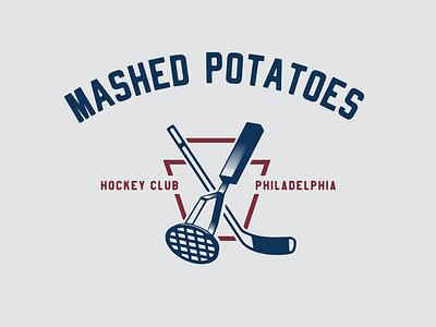 Mashed Potatoes T-Shirt tshirt art keystone masher mashed potatoes hockey tshirt