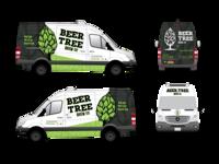 Beer Tree Brew Co - Sprinter Van