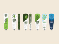 Some tap handles
