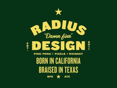 Rad design shwag