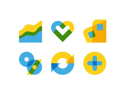 Data Services Icons