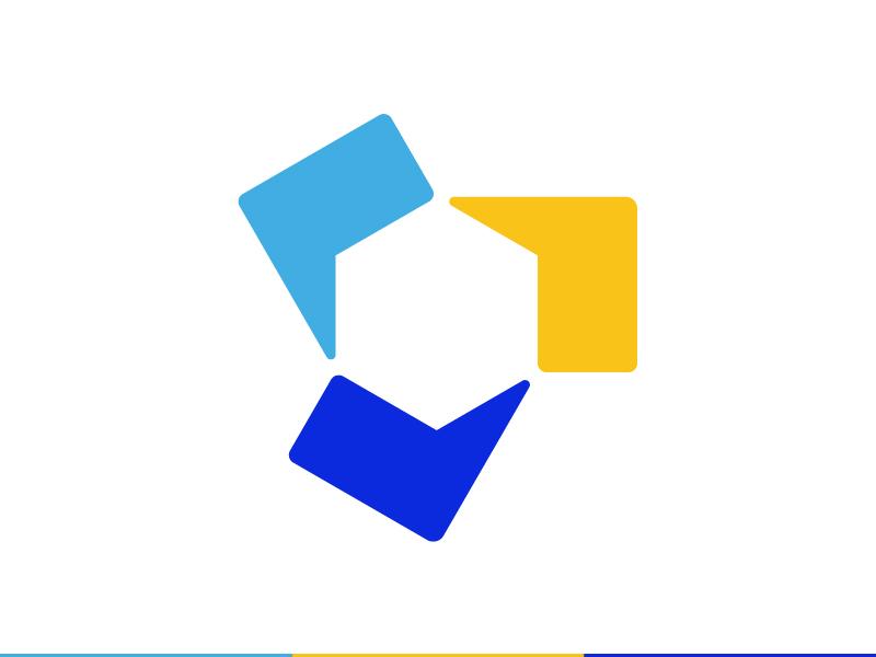 Product. Design. Engineering. hexagon mark radius