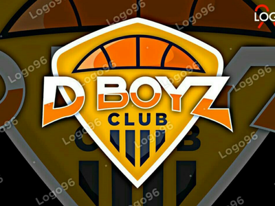 D Boyz Club  #logo  Visit our Instagram : Logo_96 logo design logodesigner logomaker brandlogo