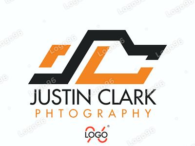 Justin Clark #logo businesslogo business logo namelogo logodesigns logomaker logodesigner brandlogo
