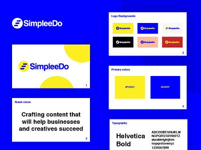Brand Identity System identity education branding logo design