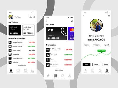 Finance Mobile Apps savings app finance finance app apps design app android app design android app ui design