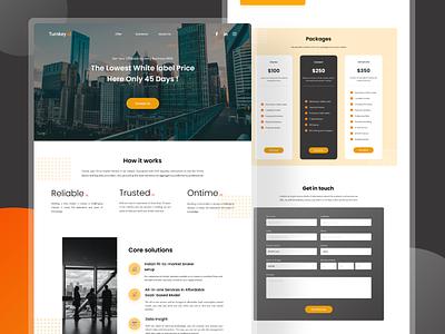 Broker Web Design trading platform trading brokers broker web design webdesign design ui