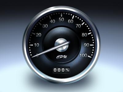 Ws cpu gauge