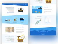 Motify Site Concept