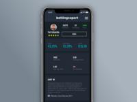 be profile mobile