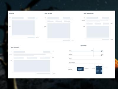 Model Monitoring productdesign web platform web ui web app charts navigation monitoring dashboard monitors database data visualization dataviz product design ui design layout interaction dashboard design clean ui minimal clean