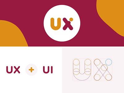 UX / UI Logo user interface user experience quickie editorial design uiux ui minimal measure typogaphy logodesign logotype logo ux