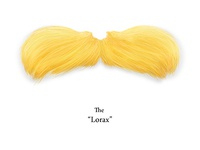The Hairy Face of Hollywood - The Lorax