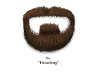 The Hairy Face of Hollywood - The Heisenberg