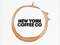 New York Coffee co Logo - rebound