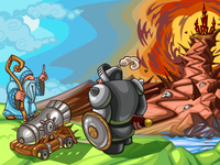 Illustration for the game