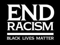 End Racism end racism blm
