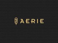 Aerie Logo Design