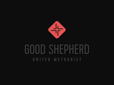 Good Shepherd dark logo faith church