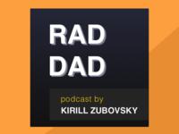 Rad Dad logo variant (v1)
