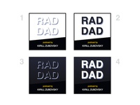 Rad Dad Podcast Possible Options