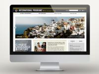 International Programs website