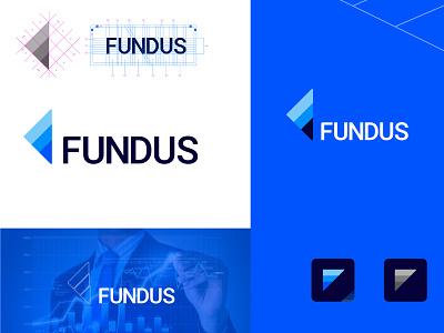 fundus logo logos typography vector ux ui design logodesign line art logo logoinspiration branding