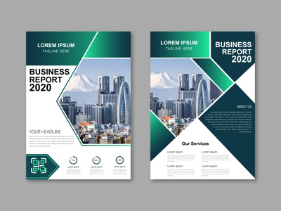 2 Page Business Report 2020 Flyer advertising flyer advertising design advertisment advertising business business flyers business report corporate flyer business flyer design flyer design business flyer flyer 2 page business report 2020 2 page business report 2020