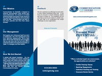 Communication for Geeks brochure