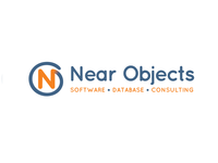 Near Objects Logo Design