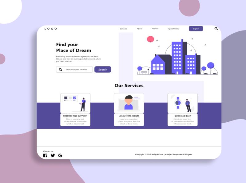 Create your home! website design web design webdesign website branding ui design ui design
