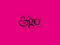 #01 | &GO | Brand Design