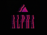 A•L•P•H•A