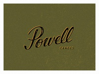 Powell Canoes