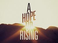 A Hope Uprising