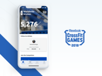 The CrossFit Games App - Join the Competition