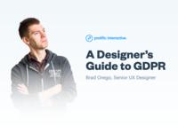 Prolific Blog Post: A Designer's Guide to GDPR