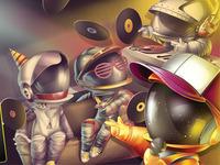 hip hop astronauts