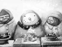 winter Russia