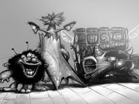 monsteeers