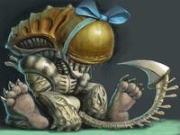 pretty alien