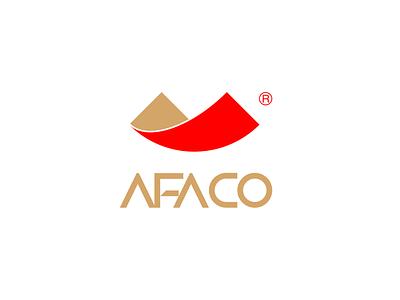 AFA Co. Logo Design   2019 logologo mountain logo gold logo red logo ticket mountain logotype logolove brand logolearn logomaker logoinspiration logo design logo logodesign branding